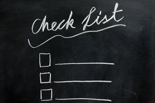 Work Smarter Not Harder. Unlock the Power of Checklists